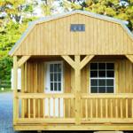 12' X 24' Deluxe Barn Cabin