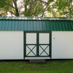 12' X 24' Side Lofted Barn