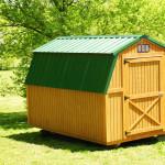8' X 12' Mini Barn