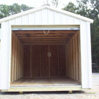 Premium Lawn and Garden Storage Shed