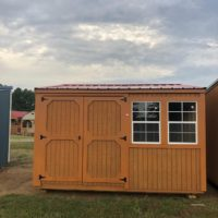Metro Garden Portable Storage Shed